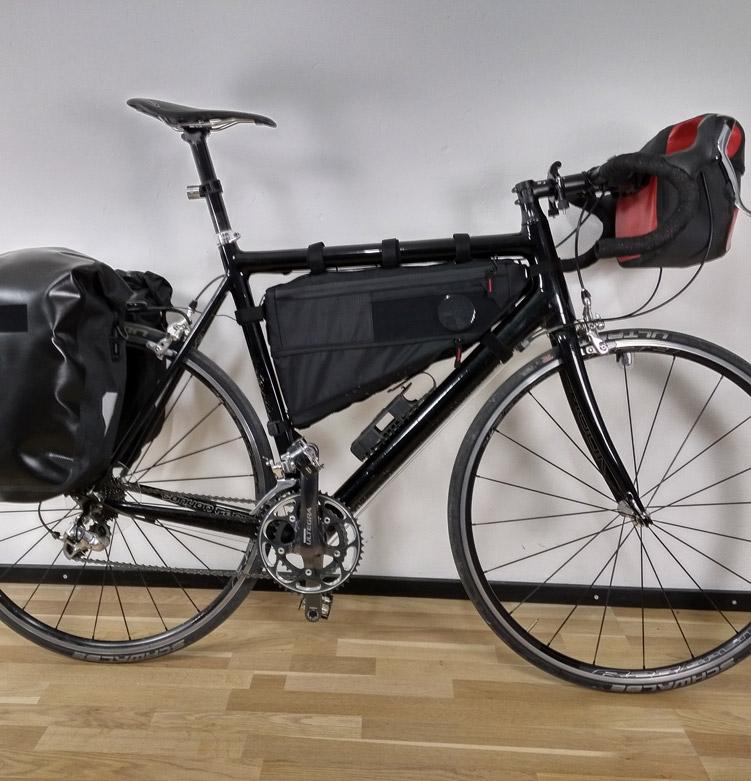 Zeltauswahl- Bikepacking