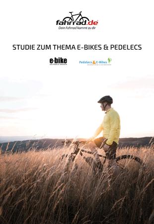 STudie E-Bike & Pedelec - Zahlen