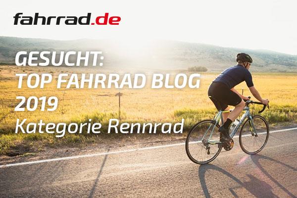 Top Fahrrad Blogs Kategorie Rennrad