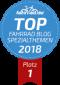 Top Fahrrad Blog - Platz eins Spezialthemen