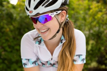 Interview mit Michelle Himberg - cyclingsunday.com