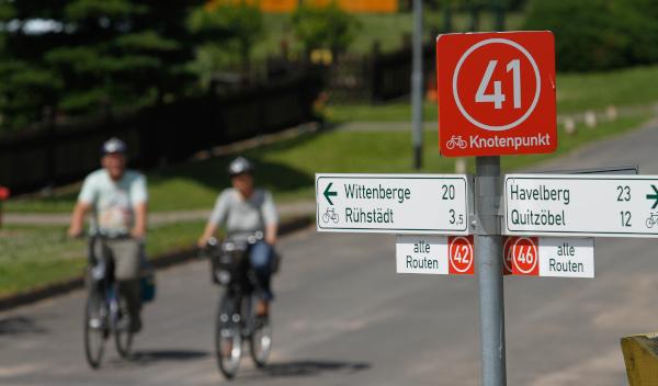 Urlaub mit Fahrrad in Prignitz