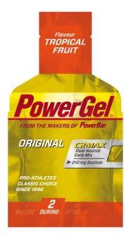 PowerBar EnergyGel für Radsportler