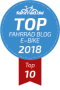 Top Fahrrad Blog - Top ten E-Bike