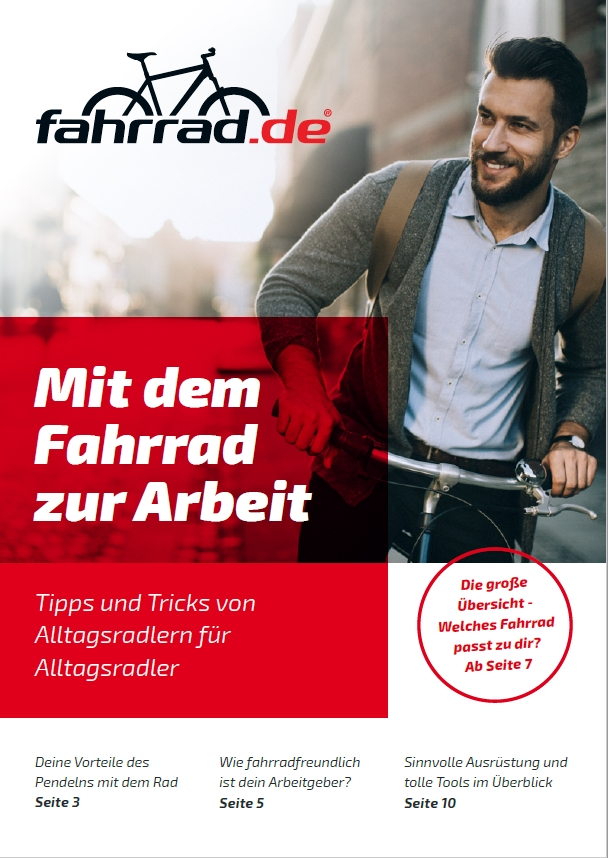 Mit dem Fahrrad zur Arbeit - Tipps & Infos (Guide)
