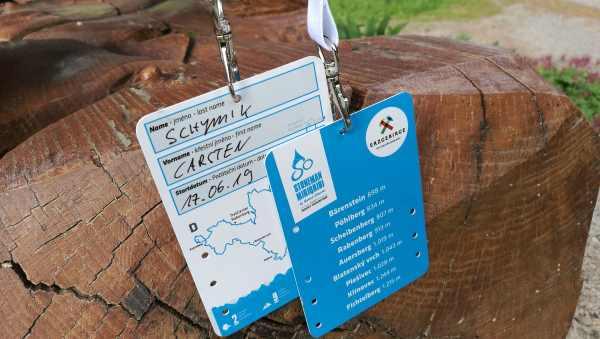 Stempelkarten Stoneman Erzgebirge - Miriquidi