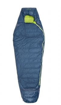 Vaude Schlafsack in Blau
