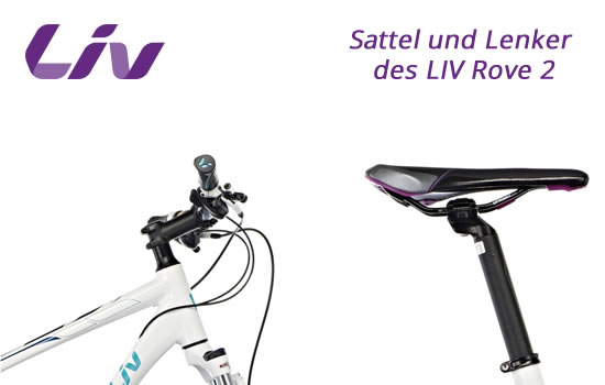 LIV Rove 2 Fahrrad