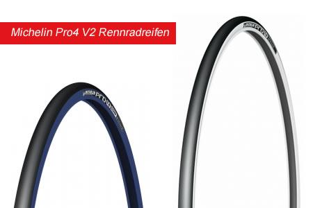 Michelin Pro4 Rennradreifen