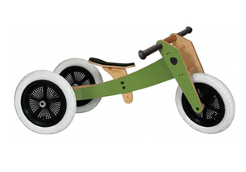 Wishbone 3 in 1 Design - Dreirad
