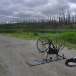Fahrradreparatur unterwegs - Bikepacking