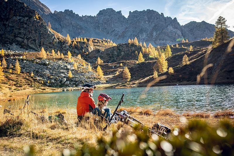 Kinder auf dem Mountainbike Tipps