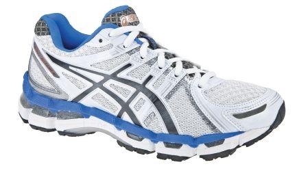 Gestützter Laufschuh für schwere Läufer