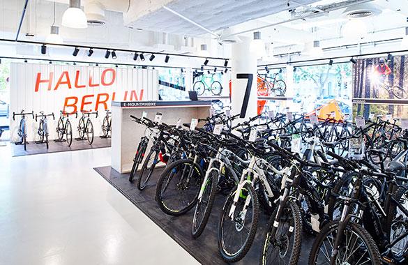 fahrrad.de Store Berlin