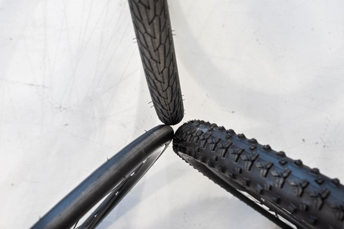Fahrrad reifendruck prüfen