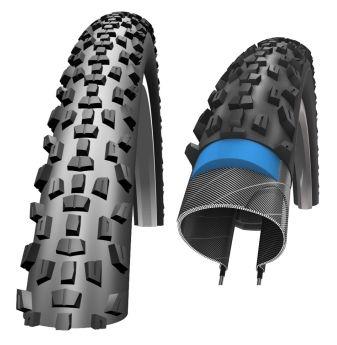 Pannensicherer Reifen statt Vollgummireifen