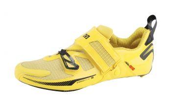 Mavic Triathlon Schuh in Gelb