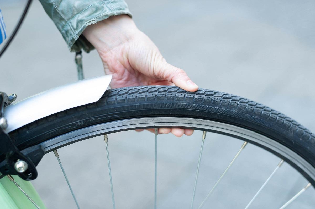 Fahrrad-Reifendruck-Guide - Der richtige Luftdruck für Fahrradreifen