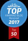 Top Fahrrad-Blog Top 50 Kategorie Rennrad