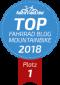 Top Fahrrad Blogs - erster Platz Mountainbike