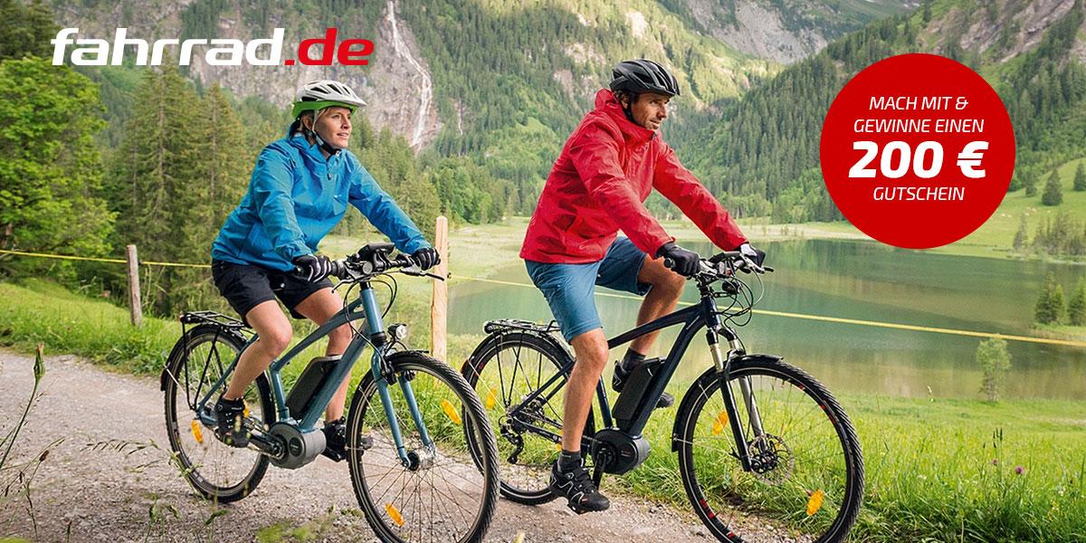 Blogwahl 2019 - Kategorie E-Bike