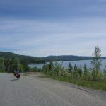 Bikepacking von Alaska nach New York - Cassiar Highway