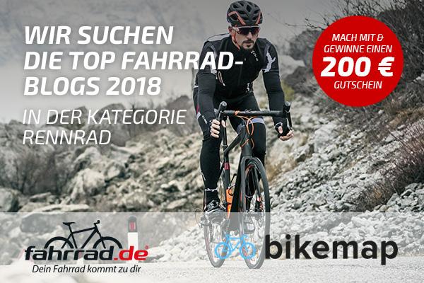 Top Fahrrad-Blogs der Kategorie Rennrad