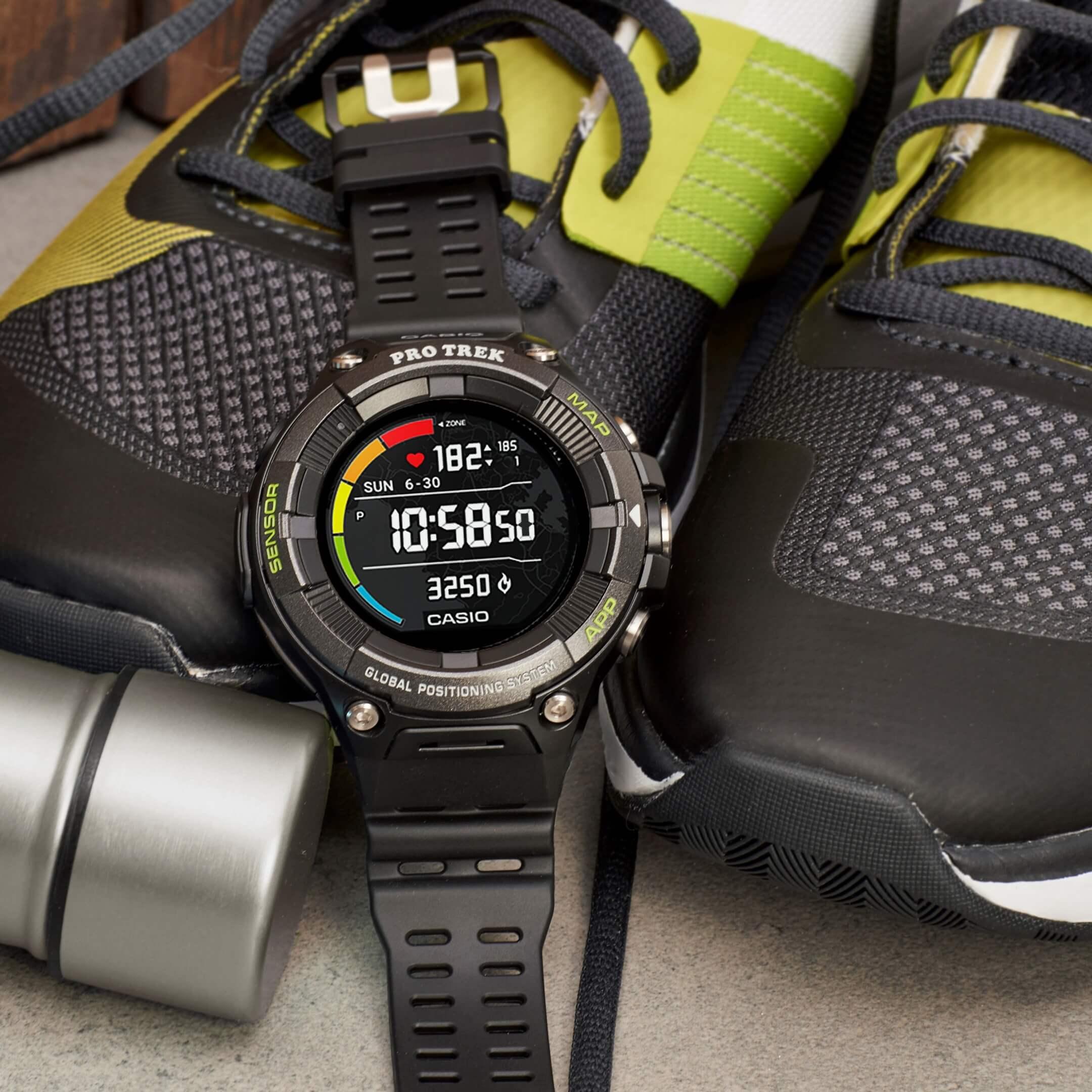 Im Produkttest: Casio Pro Trek Smartwatch
