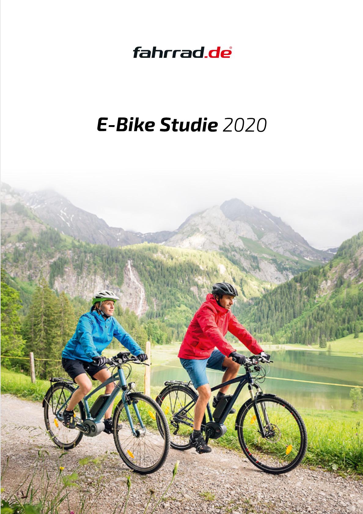 Studie E-Bike  - Zahlen, Erhebungen, Befragung