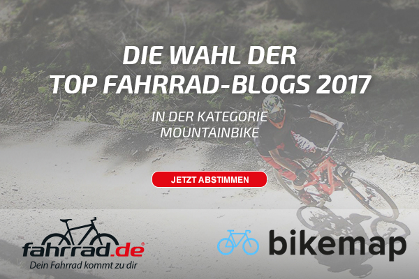 Blogwahl Banner Mountainbike