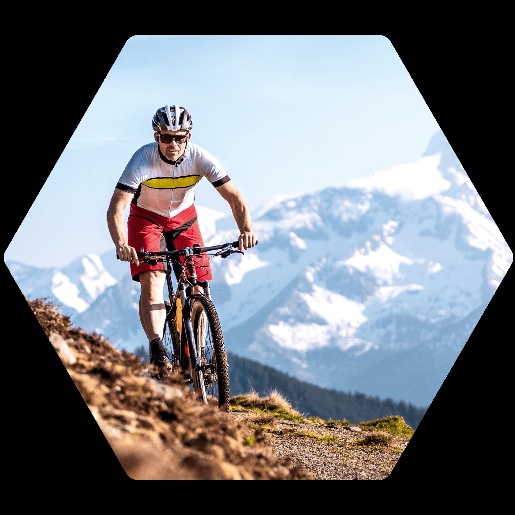 Mountainbiking mit der Casio Pro Trek Smart