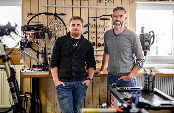 Unsere fahrrad.de Service Partner