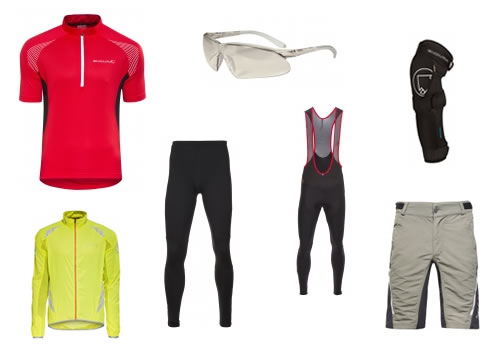 Endura Bike Wear