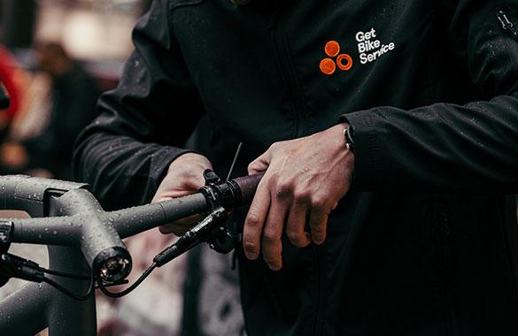 Get Bike Service bei fahrrad.de
