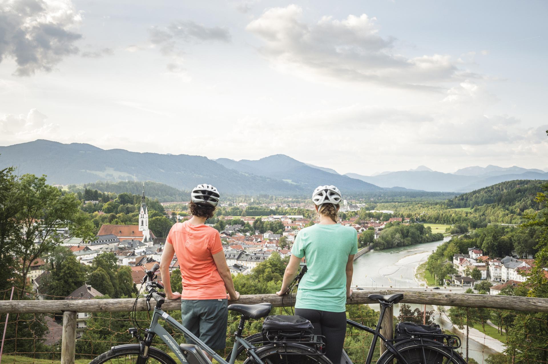 Radwege Bayern -. die Hopfenschleife