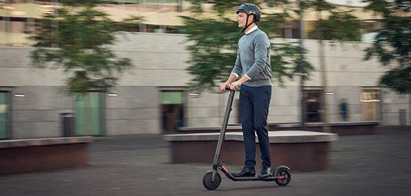 Segway E-Scooter