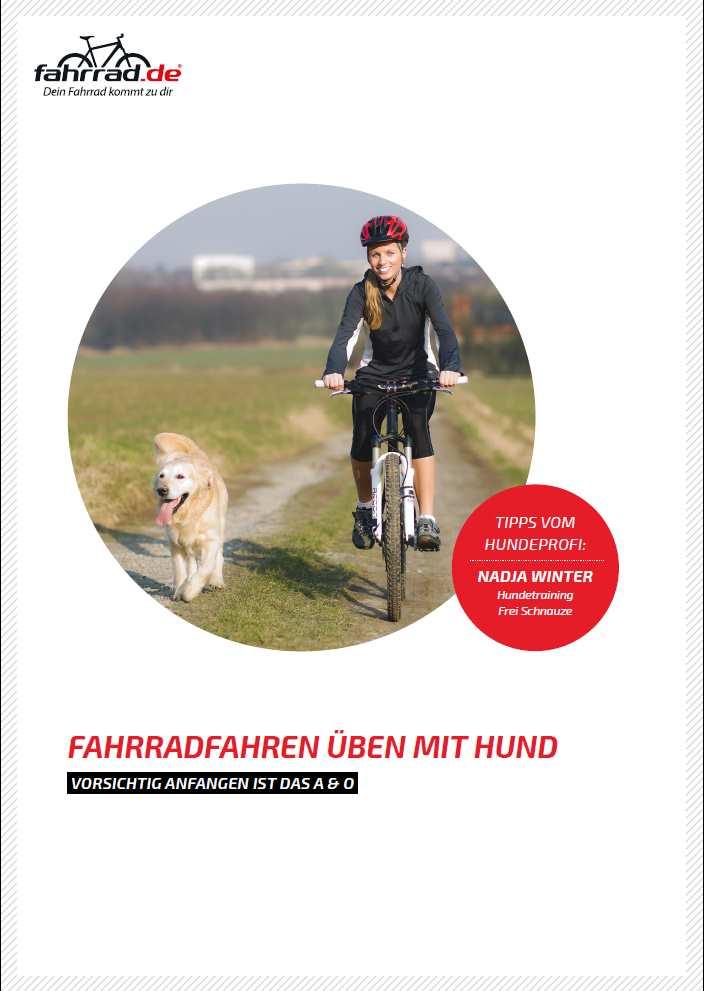 Der Guide - Fahrrad fahren mit Hund