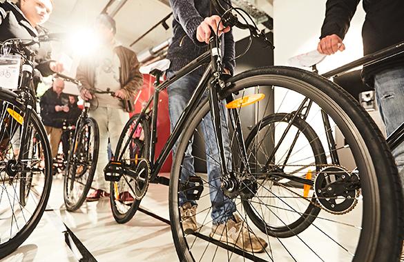 fahrrad.de Stores - Aufbauservice