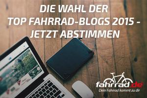 fahrrad.de Top Fahrrad-Blogs - wahl