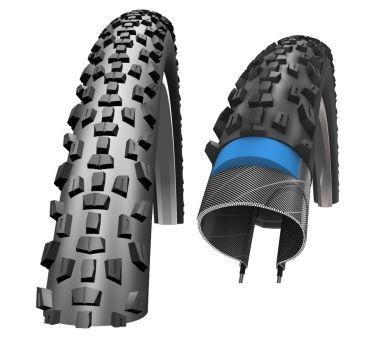 Unplattbarer Fahrradreifen von Schwalbe