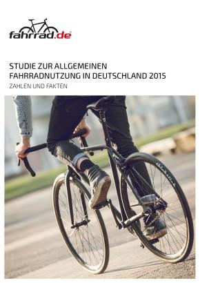 Fahrradnutzung Studie