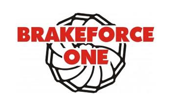 BrakeForceOne Logo