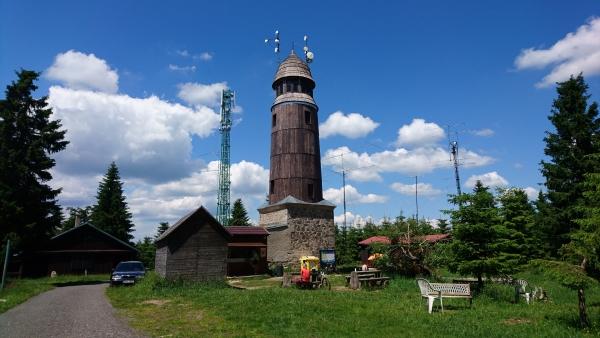 Turm - Unterkunft Stoneman Miriquidi