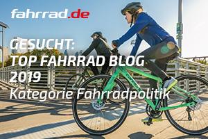 Fahrradpolitik Fahrrad Blog Wahl