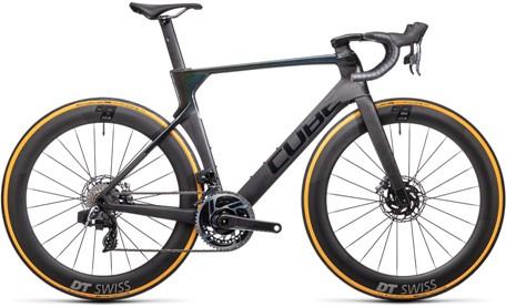 CUBE Bikes: Hier das CUBE Rennrad Litening C:68X SLT