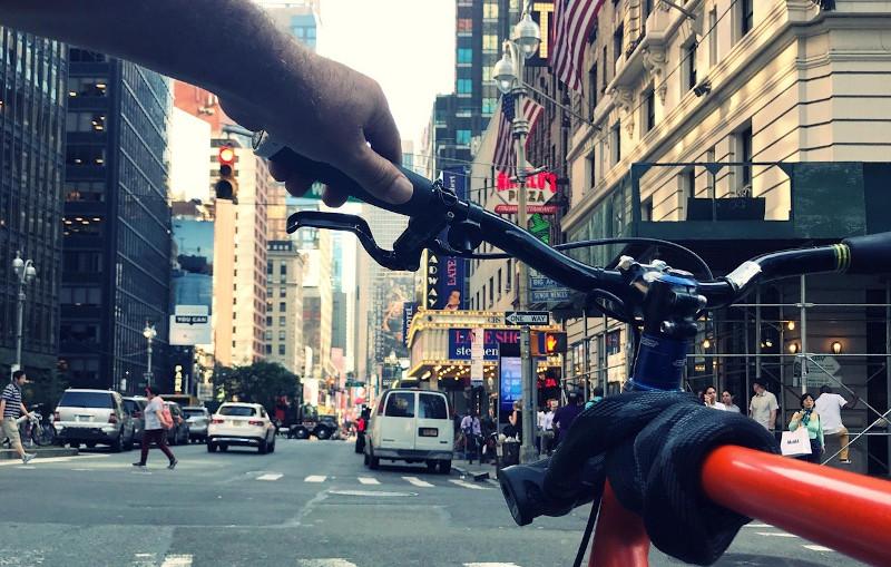 Ein Fahrrad Blog - Radverkehrsförderung