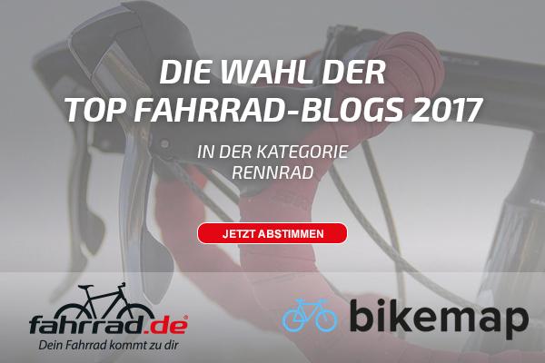 Top Fahrrad Blog Banner Kategorie Rennrad