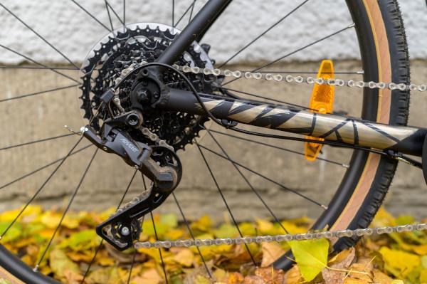 Urban Bike Test - Schaltwerk