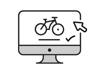 Jobrad Leasing bei fahrrad.de - Ablauf Schritt 1