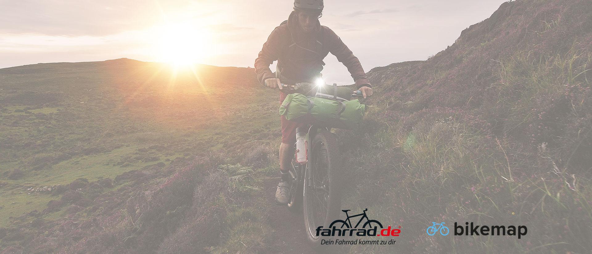 Top Fahrrad-Blog Kategorie Bikepacking und Radreise